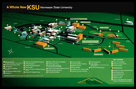Ksu Map Ksu Online Map