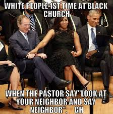 Black Church Memes - here s what happened when george w bush danced at the dallas police