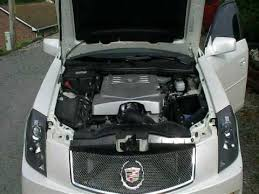 2007 cadillac cts 3 6 2006 cadillac cts with volant intake 3 6l