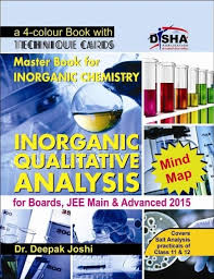 master book for inorganic chemistry inorganic qualitative