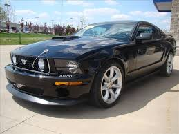 Black 2007 Mustang One Of A Kind 2007 Saleen Parnelli Jones Mustang Up For Sale