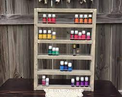 essential oil shelf etsy