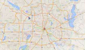 Map Dallas Dallas Tx Google Maps Scott Hack
