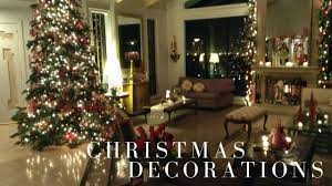 Christmas Decoration Home Christmas Decorating Home Tour Youtube