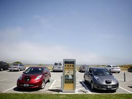California Dmv Bill Of Sale Car by California U0027s Electric Car Program May Be Running Out Of Gas San