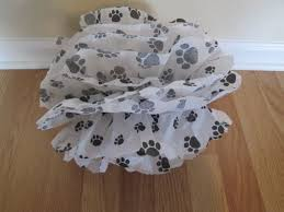 paw print tissue paper 78 best puppy party images on dog birthday