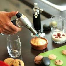 chalumeau de cuisine casa recharge gaz chalumeau achat vente pas cher
