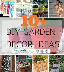 decorative garden decor u2013 home design and decorating