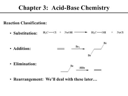 acids u0026 bases organic chemistry dr ron rusay fall 2012 chapter 3