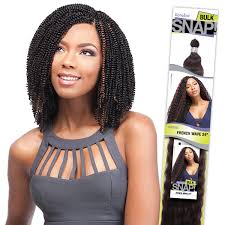 snap hair sensationnel synthetic braid snap curl bulk 24 www