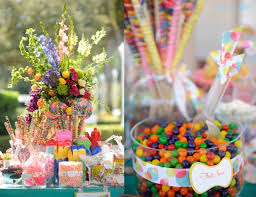 Candy For A Candy Buffet by Trend Watch Candy Buffets Disney Weddings
