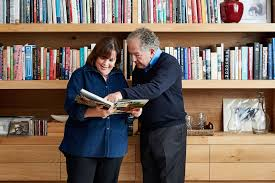 Ina Garten Book Ina Garten U0027s Husband Jeffrey Says He U0027s Embarrassed By Fans