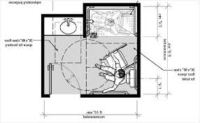 handicapped accessible bathroom designs amazing wheelchair accessible bathroom floor plans is one of the