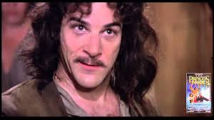 My Name Is Inigo Montoya Meme - the princess bride hello my name is inigo montoya you killed my