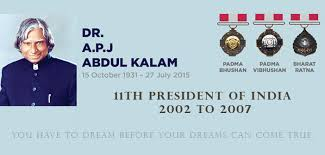 dr a p j abdul kalam 15th october 1931 27 july 2015