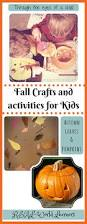 fall crafts with pumpkins and leaves r e a l world learners