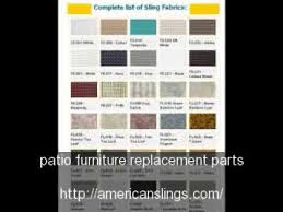 Re Sling Patio Chairs Patio Furniture Replacement Slings The Best Only From Amer