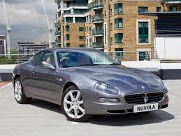 maserati london maserati 4200 coupe cambiocorsa v8 2dr coupe nuvola london