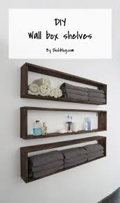 Corner Wall Shelves Best 10 Wall Boxes Ideas On Pinterest Shadow Box Shelves
