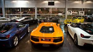 ferrari dealership showroom this is the best supercar dealership in the world