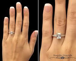 solitaire stone rings images Pr1026 1 18 carat radiant cut diamond ring jpg