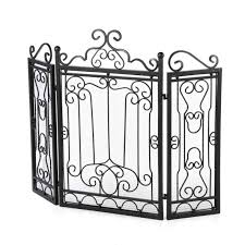 decorative fireplace screens wrought iron cpmpublishingcom