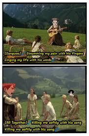 Sound Of Music Meme - the sound of music meme tumblr