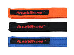 sweat band angrybrow cage sweatband sikora hockey