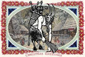 meet krampus seriously bad santa