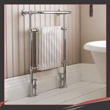 Period Bathroom Fixtures Designer Heated Towel Rails Warmers Bathroom Radiators