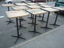 fabriquer une table pliante tables mettetal industry design industriel du 20eme siecle