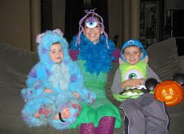 monsters inc costumes costumes the end of an era at our house my s