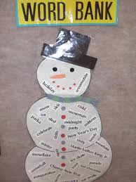 patties classroom snowflake snowmen and winter poems