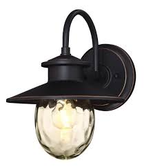 westinghouse delmont one light outdoor wall fixture rubbed