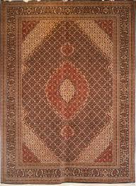 Red And Blue Persian Rug by Tabriz Rug Origin And Description Guide