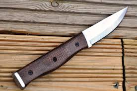 custom handmade hunting u0026 bushcraft knife stunning micarta handle