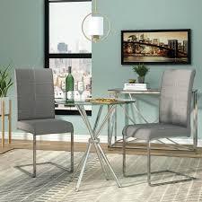wayfair glass dining table zipcode design vince glass dining table reviews wayfair glass dining