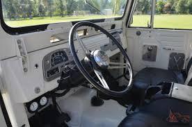 land cruiser pickup conversion fj45 toyota land crusier short bed pickup w pro sbc v8 conversion