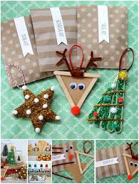 popsicle stick ornaments crafts ornament