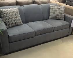 Klaussner Bed Klaussner Gillis Contemporary Dreamquest Queen Sleeper Sofa With