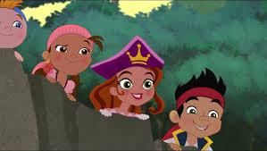 image jake izzy cubby pirate princess jpg disney