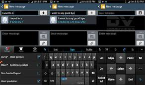 touchpal x keyboard apk free touchpal x keyboard brings easy speedy gesture typing to android