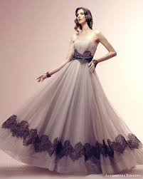 wedding dresses with color colorful wedding dress ostinter info