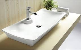 Oval Bathroom Sinks Dignity Of Rectangular Sinks Vs Advantages Of Oval Bathroom Sinks