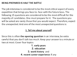 most questions in job interview 8 the 25 most difficult questions you u0027ll be asked on a job