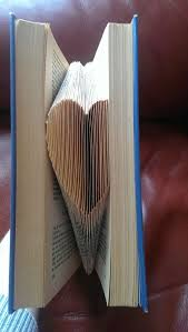 Book Paper Folding - folded book best most clear tutorial available 3 steps