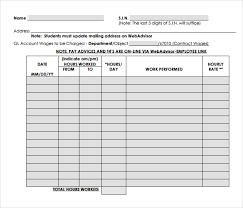 Employee Payroll Sheet Template 12 Payroll Timesheet Templates Free Sle Exle Format