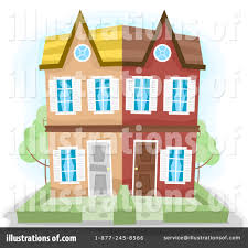 house clipart 1112406 illustration by bnp design studio
