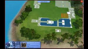 the sims 3 resort speed build blueprint mode youtube