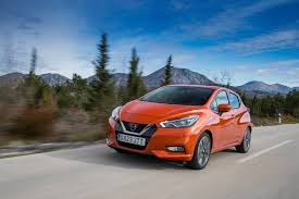 nissan micra new 2017 nissan micra 2017 review tech trickle down in action alphr